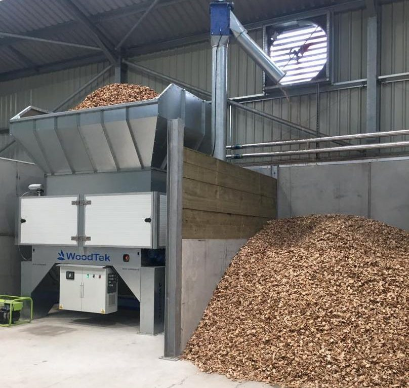 Biomass Energy Products | Volter